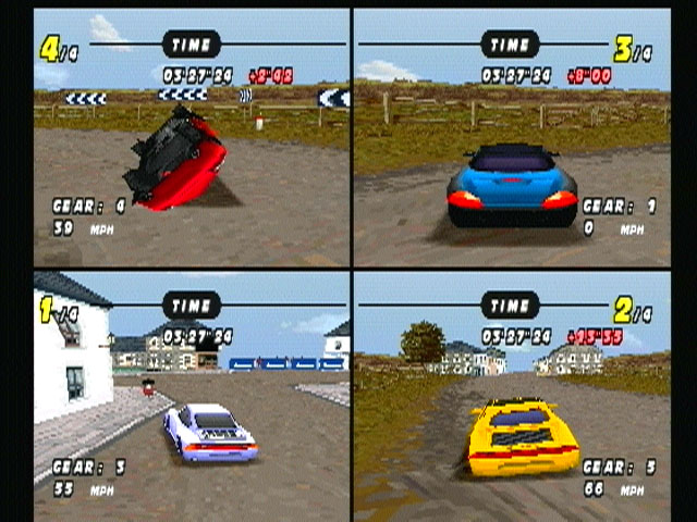 porsche unleashed psx-psp iso